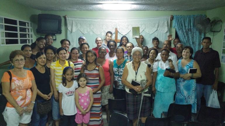 Primer Visita a Cuba
