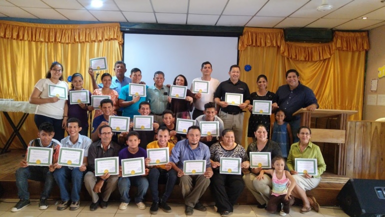 Curso en Nicaragua